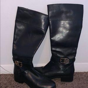 Michael Kors Hardland Riding Boots Size 7M